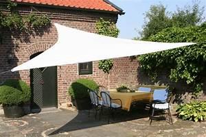 dreieck sonnensegel hochmuth rolladen sonnenschutz With französischer balkon mit kunststoffschrank garten wasserdicht