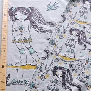 Jersey Stoffe Online Kaufen : 14 besten lillestoff mangagirl bilder auf pinterest stoffe bio stoffe und blumen ~ Markanthonyermac.com Haus und Dekorationen