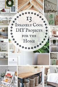 Check, Out, These, Insanely, Cool, Diy, Projects, For, The, Home
