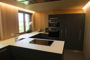 Küchen Mit Glasfront : k chen schreinerei heinz wohlwend ag ~ Watch28wear.com Haus und Dekorationen