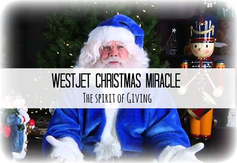 westjet s christmas miracle videos youth are awesome
