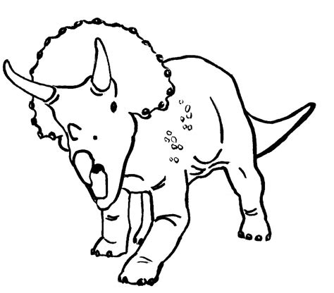 Triceratops Kleurplaat by Triceratops Coloring Pages Az Coloring Pages
