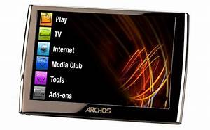 Mp3 Player Mit Android Betriebssystem : archos 5 internet tablet mit google android betriebssystem und 500 gb festplatte ~ Somuchworld.com Haus und Dekorationen
