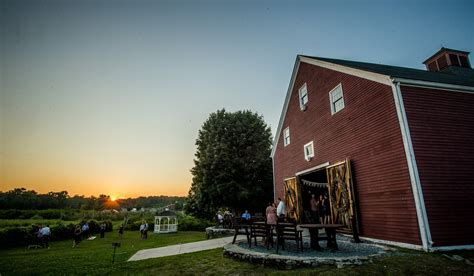 Smith Barn At Brooksby Farm Wedding