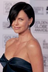 charlize theron hairstyles hairstyle  women