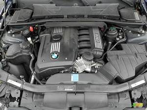 2007 Bmw 3 Series 328i Coupe 3 0l Dohc 24v Vvt Inline 6