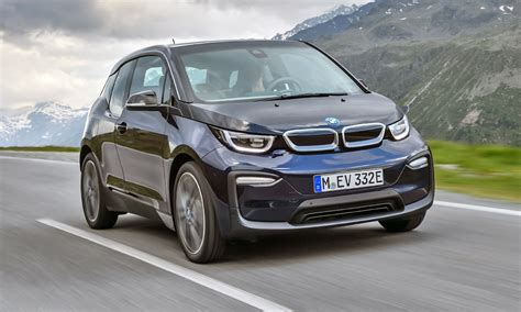 Here's How Much The Facelifted Bmw I3 Will Cost You