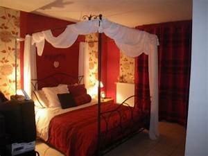 Chambre Parentale Romantique : deco chambre romantique adulte 14 chambre parentale 2 ~ Premium-room.com Idées de Décoration
