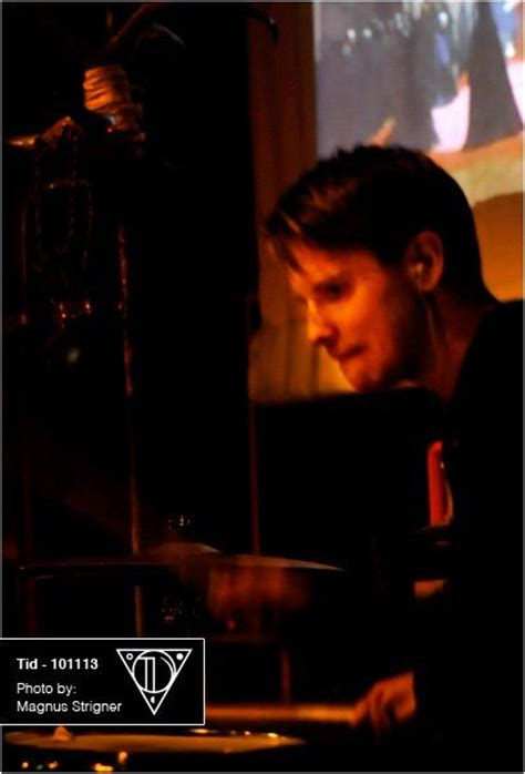 arvid persner  drums  tid ghost unmasked band