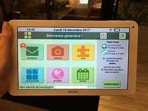 Tablette Senior Fnac : facilotab la tablette qui veut connecter les seniors reponse conso ~ Melissatoandfro.com Idées de Décoration