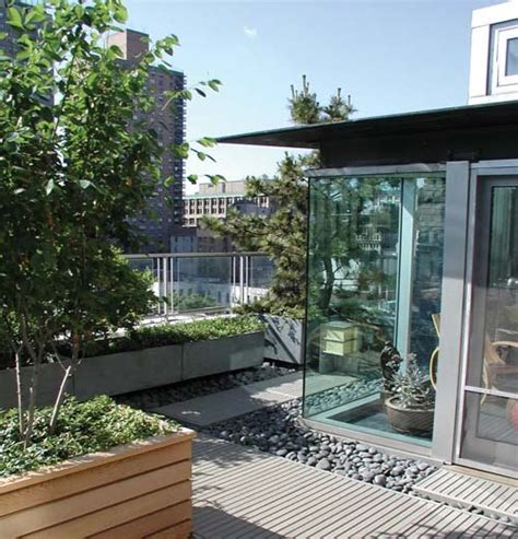 architecture amazing rooftop and terrace gardens at