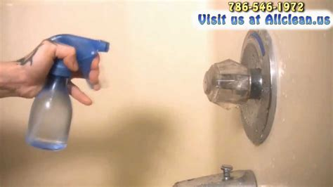 how to remove limescale from kitchen sink how to easily remove lime scale from your bathroom 9557