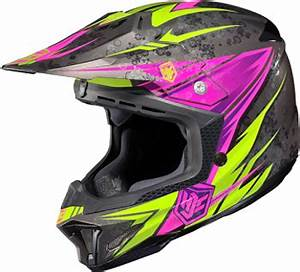 HJC CL X7 POP N LOCK SNOCROSS HELMET 2016