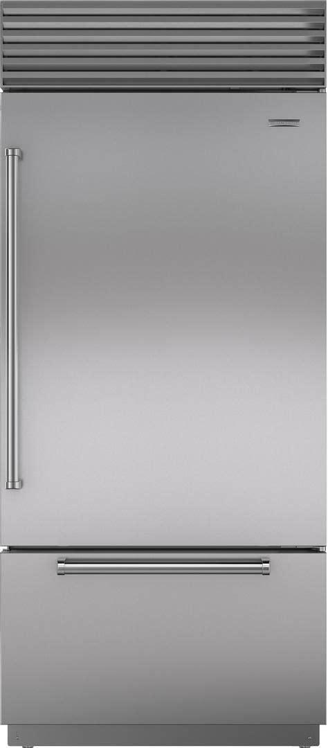 cu ft built  bottom freezer refrigerator bi uidr czyzs appliance
