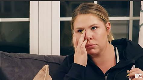 Kailyn Lowry Cries Because Chris Lopez Wont Commit New