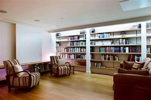 Grande Bibliothèque Murale : 22 id es de design et d co biblioth que inspirantes ~ Teatrodelosmanantiales.com Idées de Décoration