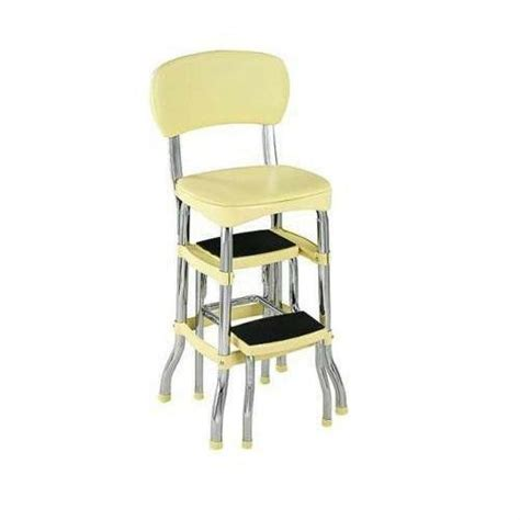 chair with step stool step stool chair ebay