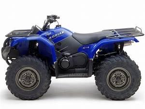 Diagram For 2005 Yamaha Kodiak 450
