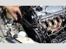Mitsubishi Lancer Fix How to Replace High Pressure Power