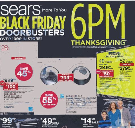 king soopers black friday sears black friday deals 2014