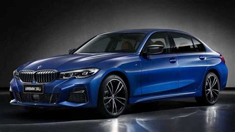 2019 Bmw 3 Series by 2019 Bmw 3 Series Shows Wheelbase In China