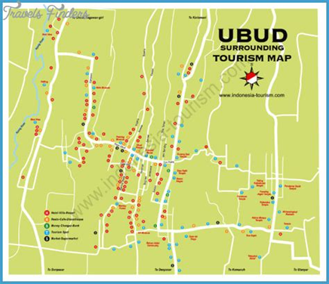 indonesia map tourist attractions travelsfinderscom