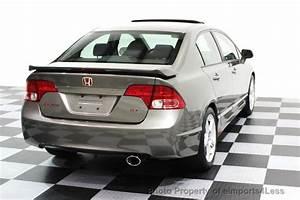2007 Used Honda Civic Si 4dr Sedan Manual W  Navi At
