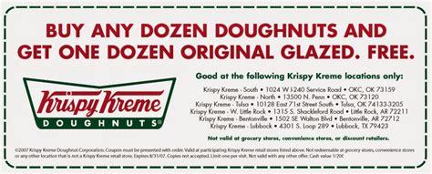 printable coupons krispy kreme coupons