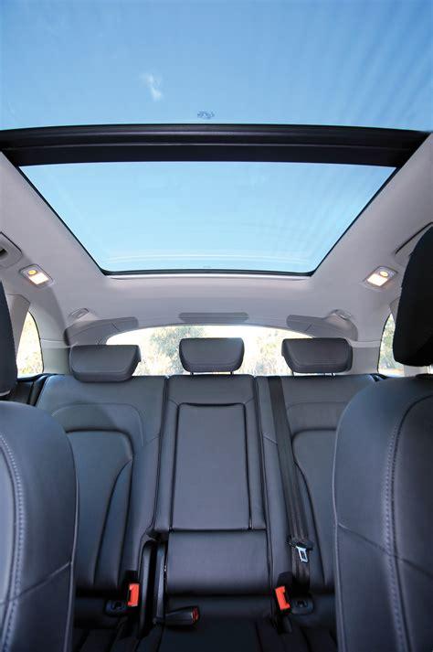 audi  recall sunroof glass shatter risk