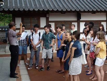 Tour Korea Guided Guide Interpreter Working Tours