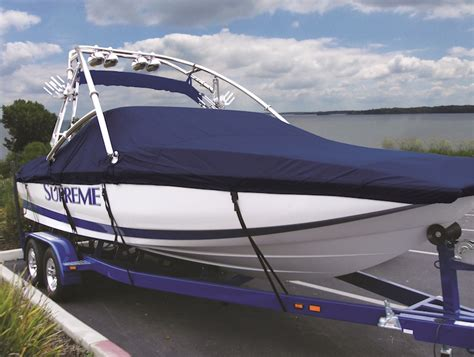 Carver Boat Covers by Custom Fit Boat Covers Carver Covers