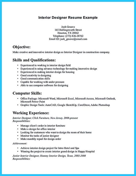 interior design intern resume exles sharepoint architect resume sles if you are an architect and you want to make a for