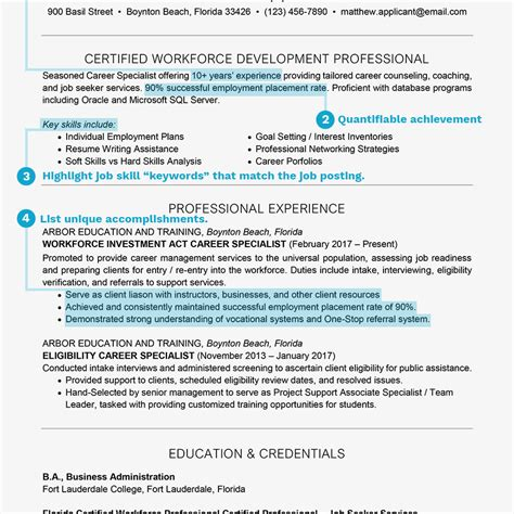 Summary On A Resume by How To Write A Resume Summary Statement With Exles