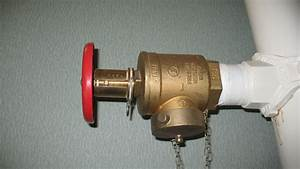 Fire Protection Deficiencies  On Hose Valves
