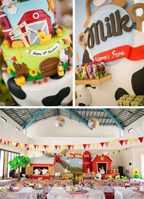abc themed 1st birthday party spaceships and laser beams barn themed birthday party for boy www