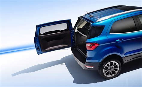 The Wee Little Ecosport Is Ford's New Small Suv