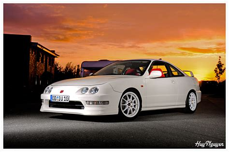 honda integra type  wallpaper wallpapersafari