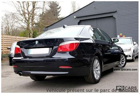2007 bmw 550i horsepower 2007 bmw 5 series e60 2 520d 177 luxe car photo and