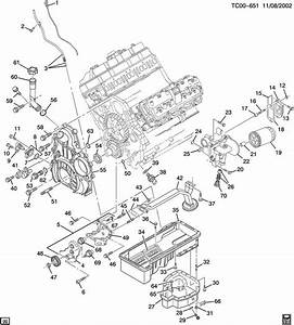 Gmc Duramax Diesel Engine Parts Diagram