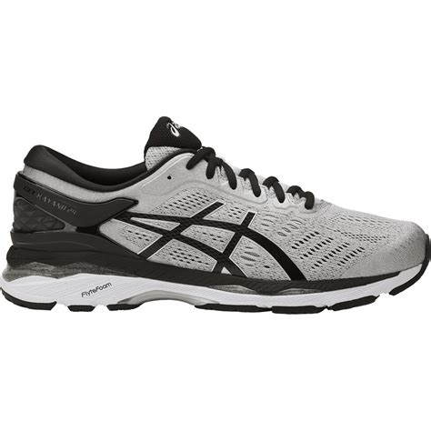 Kasut Asics Gel Kayano asics gel kayano 24 2e 4e mens running shoes silver