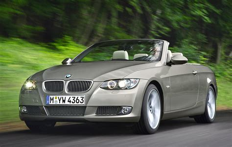 2007 Bmw 3 Series Convertible Picture 39036