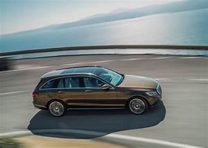 Mercedes Classe C Hybride : mercedes classe c estate le break hybride en approche ~ Maxctalentgroup.com Avis de Voitures