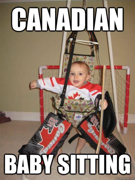 Canada Hockey Meme - baby hockey memes quickmeme