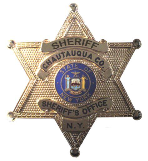Chautauqua County Sheriff's Office, Sheriff Joseph A. Gerace