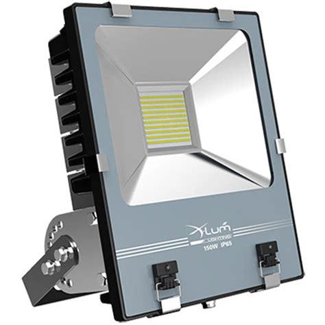 eclairage exterieur batiment industriel projecteur led 150w eclairage naturel etanche entrep 244 t
