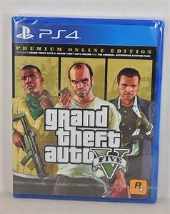 """GTA Series Videos on Twitter: """"GTA V Premium Online Edition for Xbox One, front and back cover ..."""