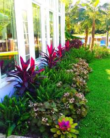 outdoor garden plants stunning way to add tropical colors to your outdoor landscaping outdoor plants pinterest