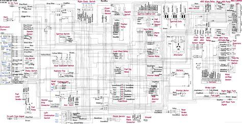 Bmw K1100r Wiring Diagram by Wiring Diagram Bmw K1100lt Domainadvice Org