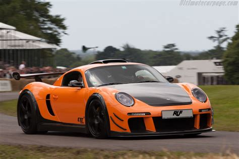 ruf ctr  clubsport images specifications