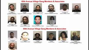 Rival Gang Members Arrested – All About Gangs